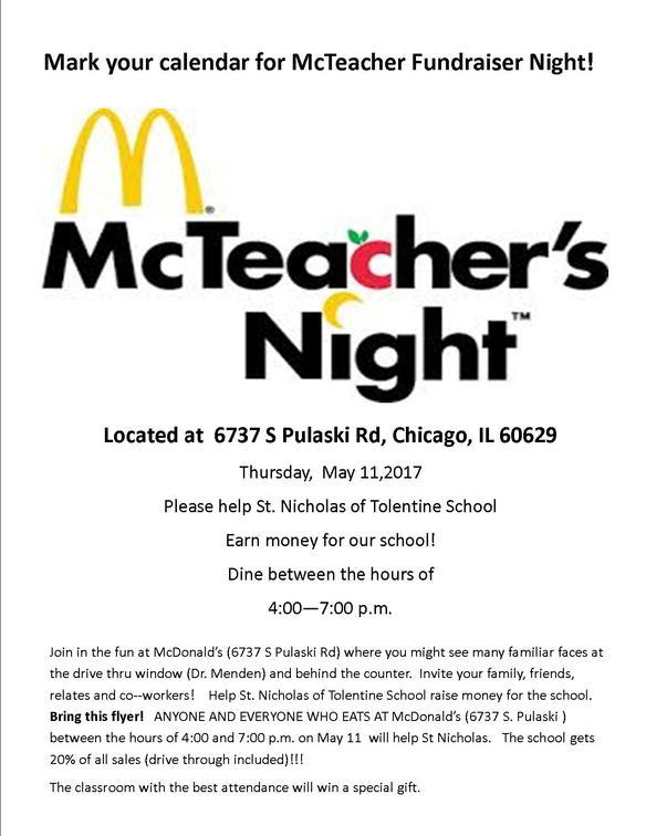 mcTeacher Night 2017